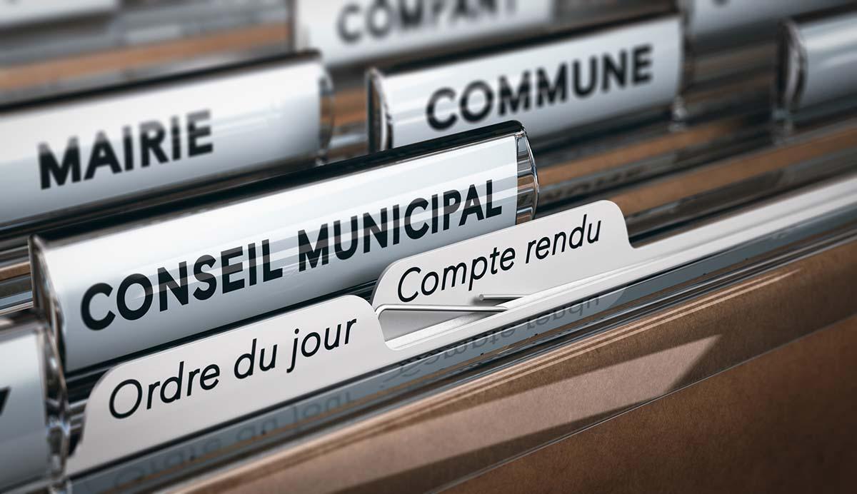 [30/06/2020] Ordre du Jour du Conseil Municipal